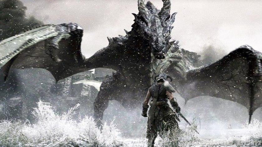 Skyrim_DragonStandoff