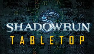 Shadowrun Tabletop